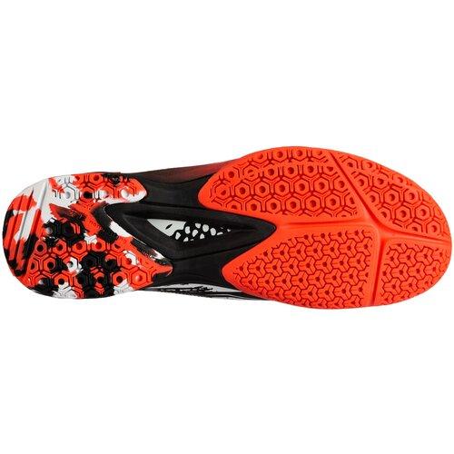 Кроссовки мужские для гандбола H500, размер: 40, цвет: Черный/Красный ATORKA Х Декатлон