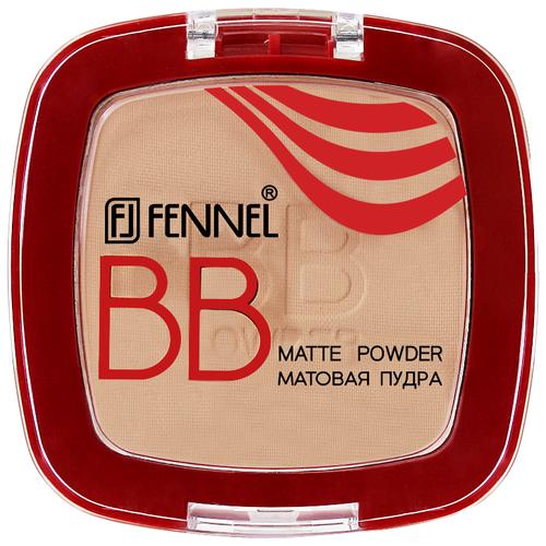 Купить Fennel пудра компактная матовая ВВ Powder Mattifying light