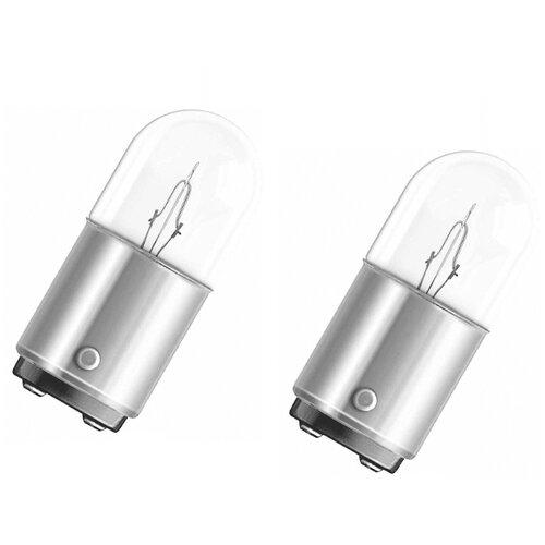 Лампа автомобильная накаливания Osram Original 5627-02B R5W 24V 5W 2 шт.