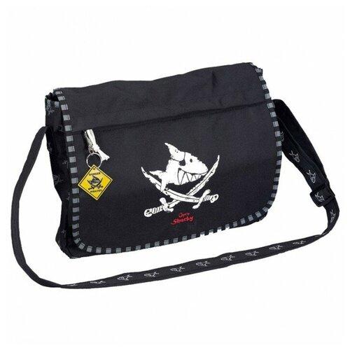Школьная сумка Spiegelburg Capt'n Sharky 30172 черный