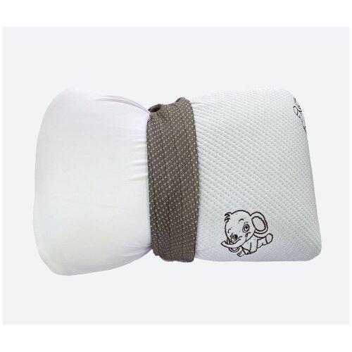 Ортопедическая подушка мягкая Асветида Kids 40х60 с эффектом памяти