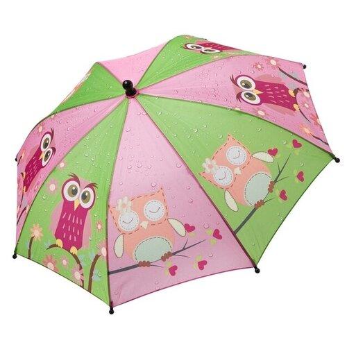 Зонт BONDIBON зеленый/фиолетовый