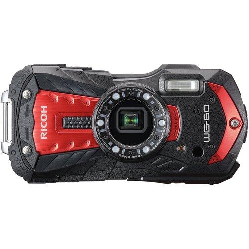 Фото - Фотоаппарат Ricoh WG-60 красный фотоаппарат