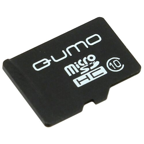Карта памяти Qumo microSDHC class 10 8 GB