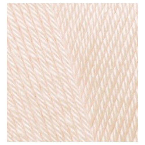 Купить Пряжа для вязания Ализе Diva (100% микрофибра) 5х100г/350м цв.382 пудра ALIZE