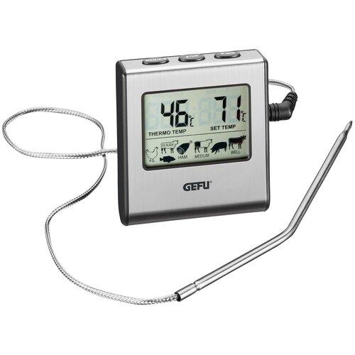 Фото - Термометр со щупом Gefu для мяса Tempere 21840 термометр для жарки электронный темпере gefu 21840