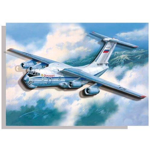 Папертоль «Самолет. Оренбург», Магия хобби, 20x29 см