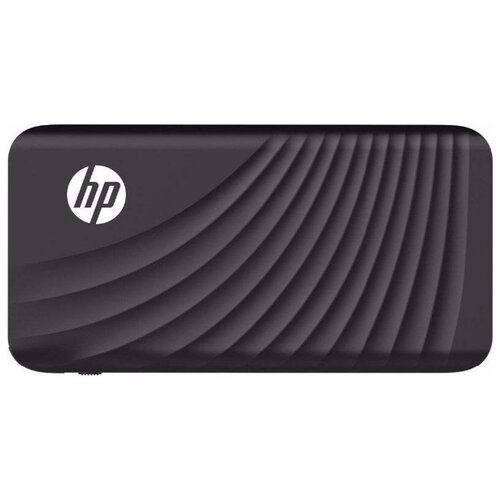 Фото - Внешний SSD HP P800 512GB (3SS20AA) 512 GB, черный внешний ssd hp p500 500gb 7pd54aa 500 gb синий