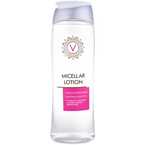 Velvet мицеллярный лосьон для лица, глаз и губ Micellar Lotion, 300 мл