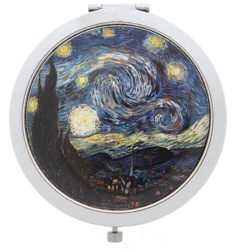 Купить Карманное зеркальце TINA BOLOTINA Звездная ночь
