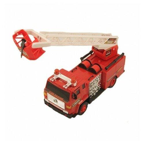Радиоуправляемая пожарная машина Rui Feng Fire Engine Truck 27Mhz Rui Feng F827-1