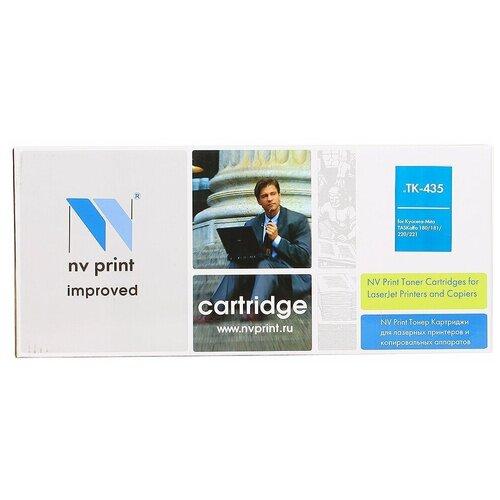 Фото - TK-435 Совместимый картридж NV Print NV-TK-435 для Kyocera TASKalfa 180/ 181/ 220/ 221 (15 000стр.) картридж nv print nv tk 5280m совместимый