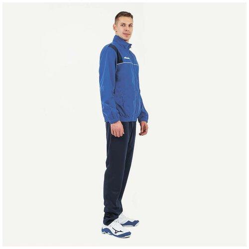 Костюм спортивный мужской MIKASA MT544 0100 TUNAJ цвет синий размер 3XL