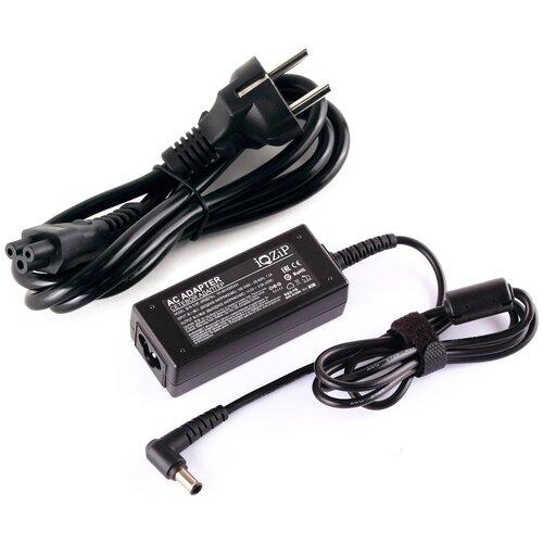 Блок питания iQZiP для монитора Samsung, Dell, Compaq, IBM, SyncMaster. 14V 3A (42W), штекер: 6.5 x 4.4 мм, (с сетевым кабелем)