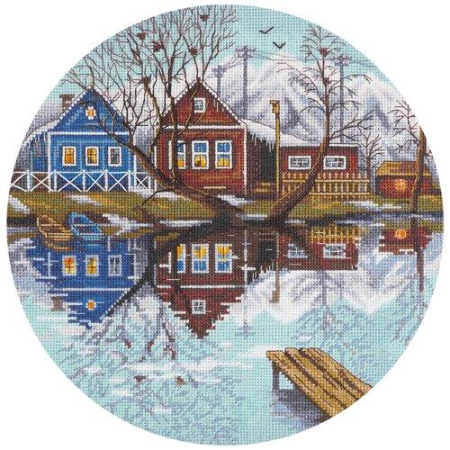 Купить Набор для вышивания PANNA Ранняя весна 24x24 см, Наборы для вышивания