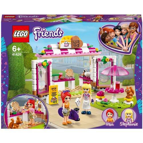 Конструктор LEGO Friends 41426 Кафе в парке Хартлейк Сити конструктор lego city 60214 пожар в бургер кафе