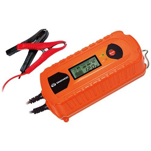 Фото - Зарядное устройство Daewoo Power Products DW 500 оранжевый пылесос автомобильный daewoo power products davc100 черный оранжевый