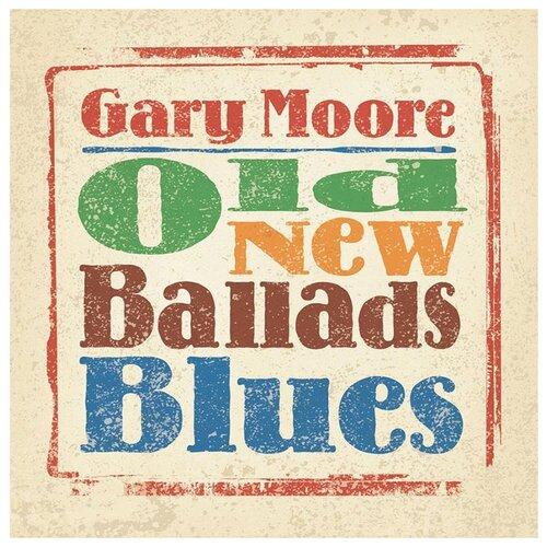 Виниловая пластинка. Gary Moore. Old New Ballads Blues (2 LP) 5060403742834 виниловая пластинка johnson robert cross road blues