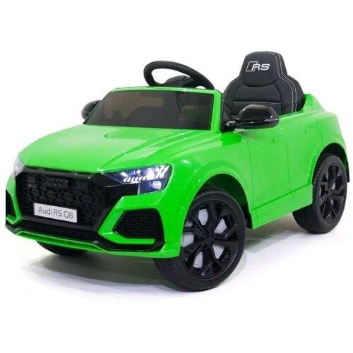 Купить Детский электромобиль Audi RS Q8 12V 2WD - HL518-LUX-GREEN, Harleybella, Электромобили