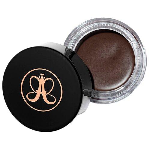 Anastasia Beverly Hills помада для бровей Dipbrow Pomade dark brown