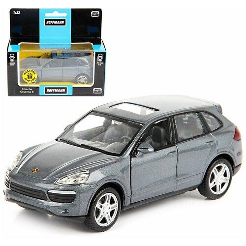 Купить Машина HOFFMANN 67540 металлическая Porsche Cayenne S 1:32, дверцы и багажник открываются, инерционная., Машинки и техника
