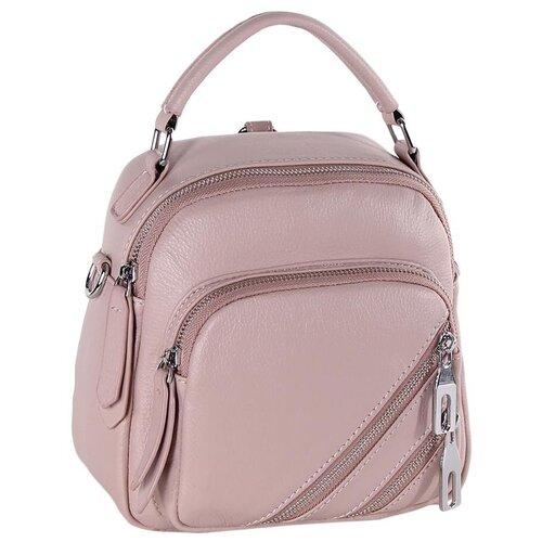 Рюкзак женский кожаный Polina&Eiterou