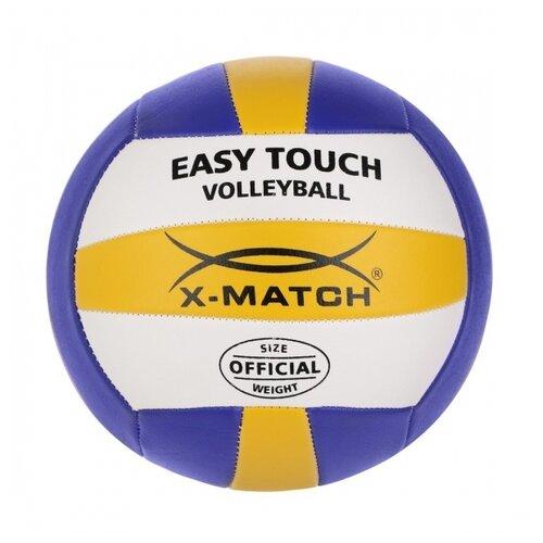 Мяч волейбольный, X-Match, 1, 6 PVC
