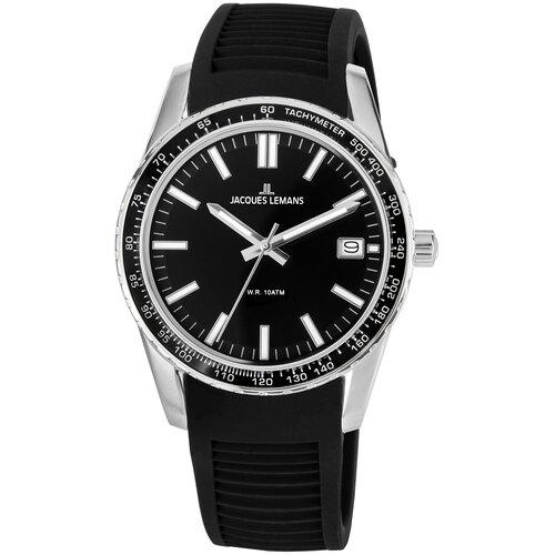 Фото - Наручные часы JACQUES LEMANS 1-2060A наручные часы jacques lemans 1 2027d