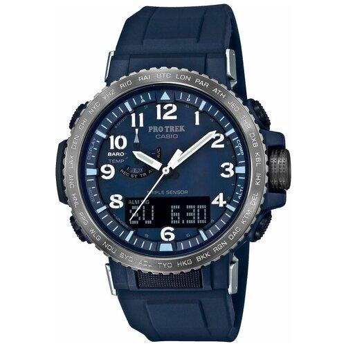 Японские наручные часы Casio PRW-50YFE-2AER мужские кварцевые