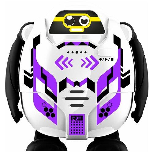 Фото - Робот Silverlit Talkibot белый интерактивная игрушка робот silverlit macrobot оранжевый