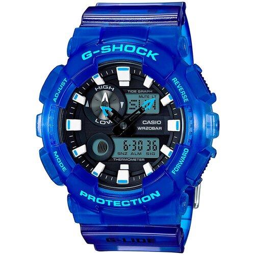 Наручные часы CASIO GAX-100MSA-2A
