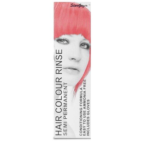 Купить Краситель прямого действия StarGazer Hair Color Rinse Rose Pink, 70 мл