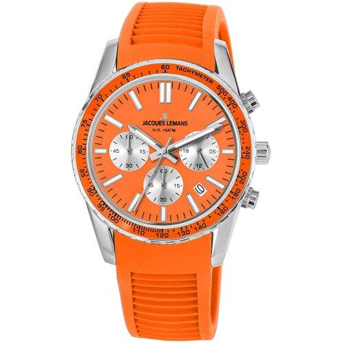 Фото - Наручные часы JACQUES LEMANS 1-2059F наручные часы jacques lemans 1 2094d