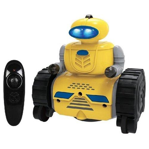 Робот Пламенный мотор BallBot Loki 870373 желтый трактор пламенный мотор 870493 желтый
