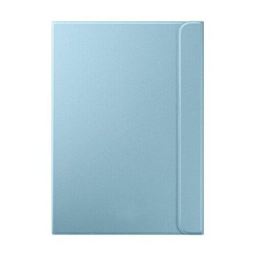 Чехол-обложка MyPads для Samsung Galaxy Tab S2 8.0 SM-T710/T715 с подставкой с дизайном Book Cover голубой