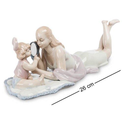 Статуэтка Мама с дочкой JP-15/52 113-107004