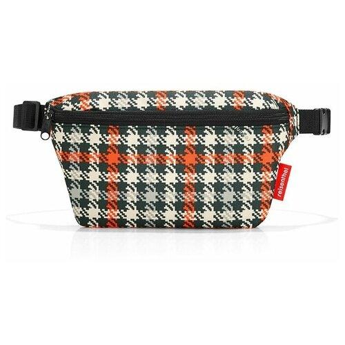 Сумка поясная beltbag S glencheck red сумка поясная red fox trail 2b цвет янтарь 1054089