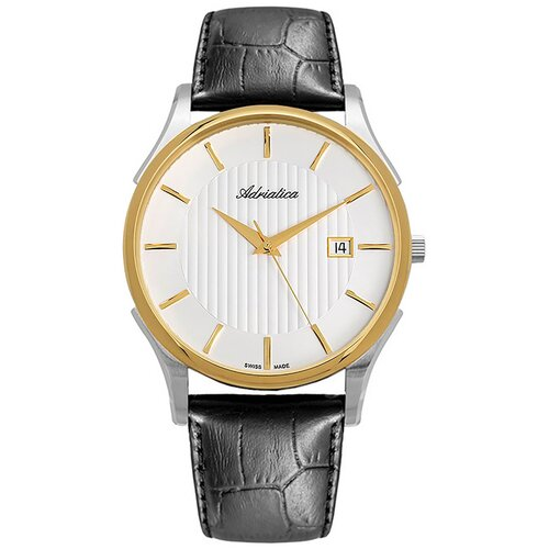 Фото - Часы наручные швейцарские мужские Adriatica A1246.2213Q мужские часы adriatica a1246 5217q