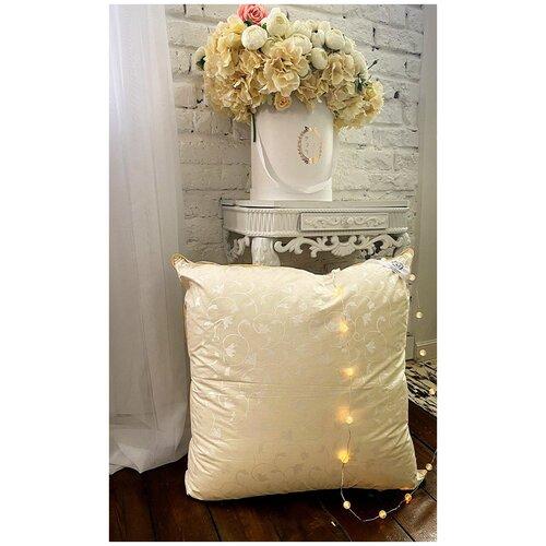 Фото - Пуховая подушка Lucky Dreams Кейли 70х70 шам. перьевая подушка lucky dreams джессика 70х70
