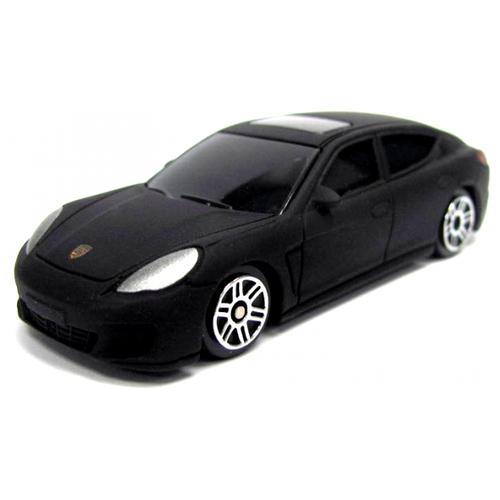 Легковой автомобиль RMZ City Porsche Panamera (344018SM) 1:64, матовый черный
