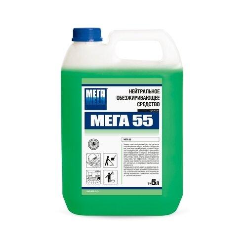 Средство моющее универсальное Мега 5л МЕГА 55