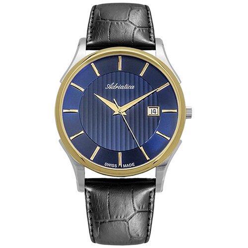 Фото - Часы наручные швейцарские мужские Adriatica A1246.2215Q мужские часы adriatica a1246 5217q