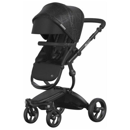 Купить Универсальная коляска Mima Xari Sport (2 в 1), ebony/black, цвет шасси: черный, Коляски