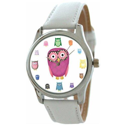 блокнот tina bolotina самой прекрасной blok 035 80 листов Наручные часы TINA BOLOTINA Совы concept