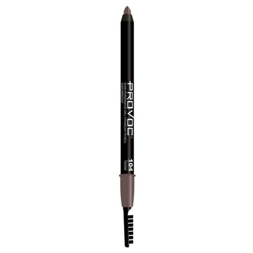 Купить Provoc карандаш для бровей Semi-Permanent Gel Eyebrow Pencil Waterproof, оттенок 104