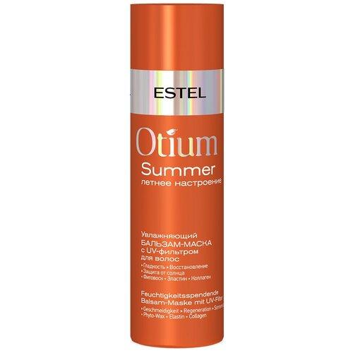 Купить Estel Professional Otium Summer Увлажняющий бальзам-маска с UV-фильтром для волос, 200 мл