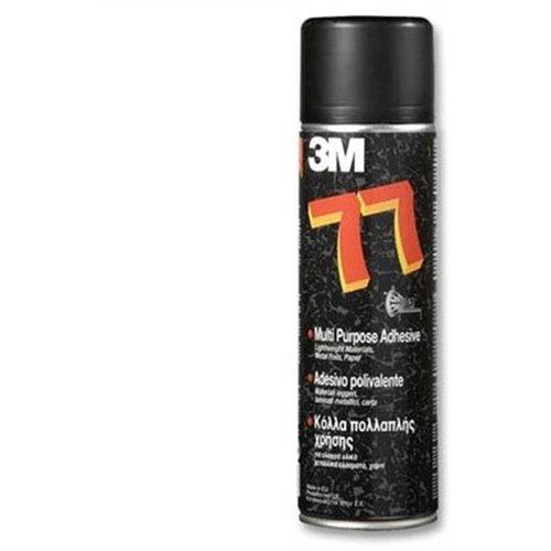 Клей 3M 77 Аэрозольный клей-спрей, 500мл