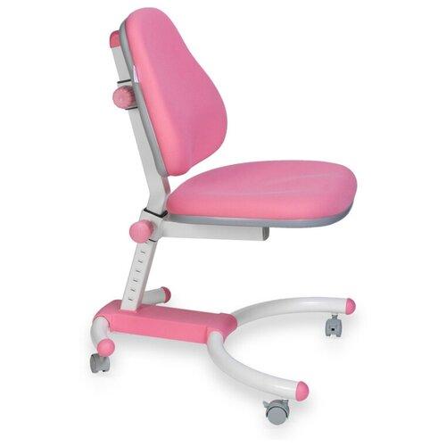 Компьютерное кресло Kidsmaster K639 Enlightening детское, обивка: текстиль, цвет: розовый компьютерное кресло rifforma comfort 32 с чехлом детское обивка текстиль цвет розовый