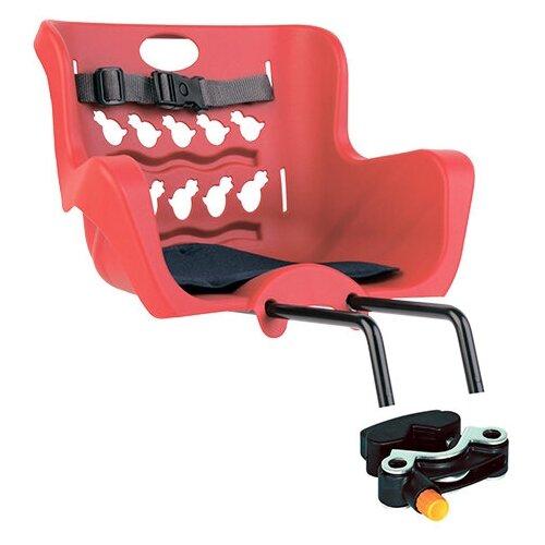Купить Переднее велокресло Bellelli Pulcino HandleFix, красный, Велокресла