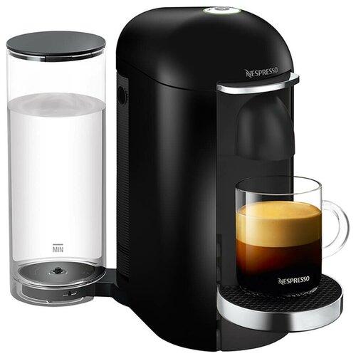 Кофемашина Nespresso GCB2 Vertuo Plus C, черный